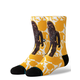 STANCE Star Wars Floral Chewie Kids Crew Socks