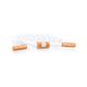 RASTACLAT Gum White Womens Bracelet