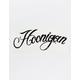 HOONIGAN Fire Script Sticker