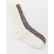 FULL TILT 2 Pack Marled Womens Crew Socks