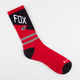 FOX Tech Series Machina Mens Crew Socks