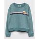 ROXY Gold Tree Girls Sweatshirt