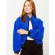 HURLEY Sherpa Blue Womens Jacket