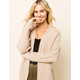 WEST OF MELROSE Knit Aint Over Womens Cardigan