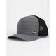 HURLEY League Black Streak Mens Trucker Hat