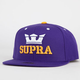 SUPRA Above Starter Mens Snapback Hat