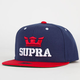 SUPRA Above Mens Snapback Hat