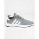 ADIDAS X_PLR Gray & Cloud White Shoes