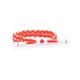 RASTACLAT Red Hue Womens Bracelet