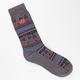 SUPRA Native Mens Crew Socks
