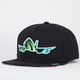 FLY SOCIETY Viva La Tropics Mens Strapback Hat