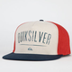 QUIKSILVER Castaway Mens Snapback Hat