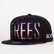 BLVD Trees 2 Mens Snapback Hat
