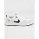 NIKE SB Alleyoop White & Black Shoes