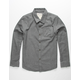 VSTR Solid State Boys Flannel Shirt