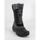 THE NORTH FACE Shellista III Mid Black Womens Boots