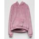 DESTINED Cozy Pink Girls Hoodie