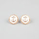 FULL TILT Anchor Stud Earrings