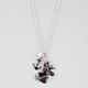 FULL TILT Sparrow/Anchor/Love Charm Necklace