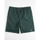 LIRA Forever Volley 2.0 Emerald Mens Volley Shorts