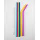 Silicone Neon Reusable Straws