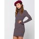 LIRA Geneva Stripe Dress