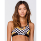 PSD x Sommer Ray Sunflower Womens Sports Bra