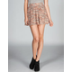 FULL TILT Printed Skater Skirt