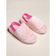STEVE MADDEN Fuzz Pink Womens Slippers