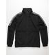 ADIDAS Standard Black & White Mens Track Jacket