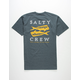 SALTY CREW Double Up Mens T-Shirt