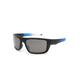 OAKLEY Drop Point Ignite Sapphire Fade & Prizm Black Polarized Sunglasses