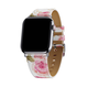 WILDFLOWER White Floral 38mm Apple Watch Band