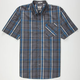 VOLCOM Why Dermont Mens Shirt