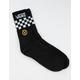 VANS Circle Mens Crew Socks