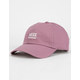 VANS Court Side Purple Womens Strapback Hat