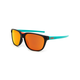 OAKLEY Anorak Turquoise/Red Sunglasses