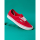VANS ComfyCush Authentic Red Shoes