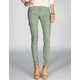ALMOST FAMOUS Womens Skinny Twill Cargo Pants