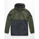 HURLEY Siege Mens Windbreaker Jacket