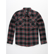 RSQ Hangout Boys Flannel Shirt