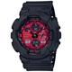 G-SHOCK Analog-Digital GA140AR-1A Black & Red Watch