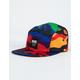 DGK Ultra 5 Panel Mens Strapback Hat
