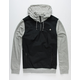 JETTY Stormfront Zip Mens Hooded Jacket