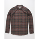 HURLEY Vedder Mens Flannel Shirt