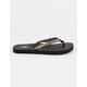 VANS Soft-Top Leopard Womens Sandals