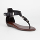 BAMBOO Latte Womens Sandals