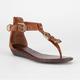 BAMBOO Latte Womens Sandals