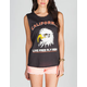 LORDS OF LIVERPOOL California Eagle Muscle Tee