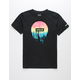 HURLEY Smeared Out Boys T-Shirt